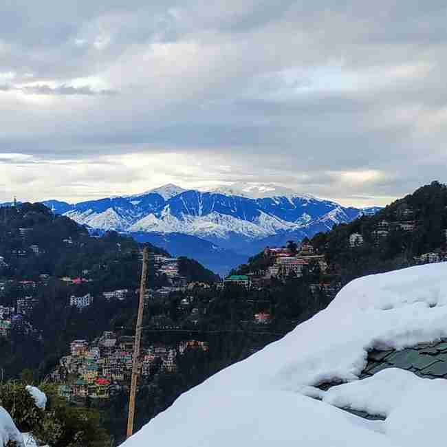 Dalhousie Khajjiar Tour Package